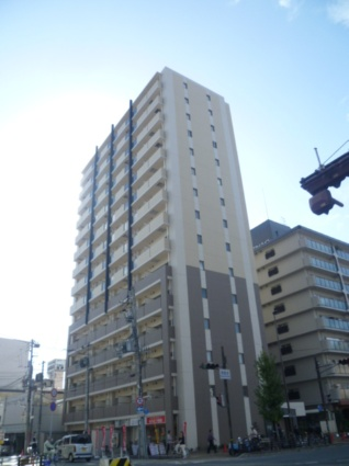 兵庫県尼崎市昭和通4丁目[1K/25.52m2]の外観
