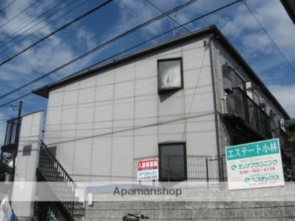 兵庫県宝塚市末成町[1K/24m2]の外観1