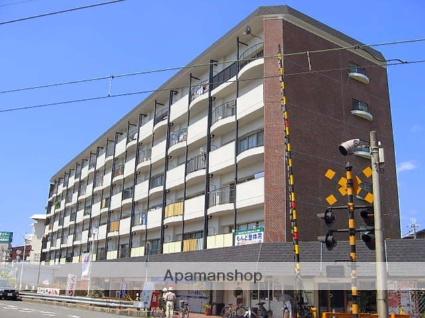 兵庫県西宮市、西宮北口駅徒歩17分の築43年 6階建の賃貸マンション