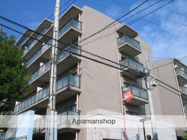 兵庫県西宮市、西宮北口駅徒歩14分の築24年 7階建の賃貸マンション