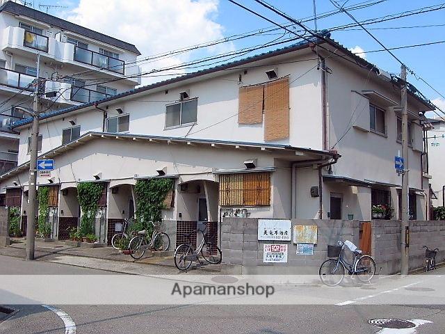 兵庫県西宮市、甲子園口駅徒歩2分の築43年 2階建の賃貸アパート