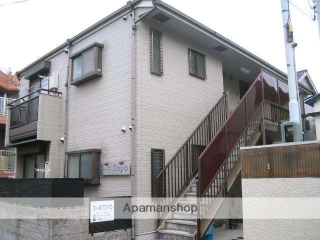 兵庫県西宮市、門戸厄神駅徒歩12分の築38年 3階建の賃貸マンション