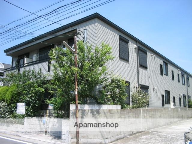 兵庫県西宮市、西宮北口駅徒歩13分の築16年 2階建の賃貸マンション