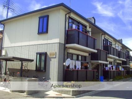 兵庫県西宮市、甲子園口駅徒歩28分の築20年 2階建の賃貸アパート