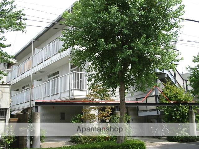 兵庫県西宮市、今津駅徒歩3分の築23年 3階建の賃貸マンション