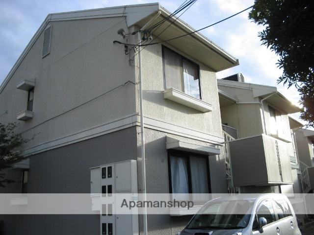 兵庫県西宮市、甲子園口駅徒歩20分の築29年 2階建の賃貸アパート