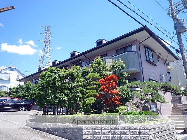 兵庫県芦屋市、芦屋駅徒歩27分の築19年 2階建の賃貸アパート
