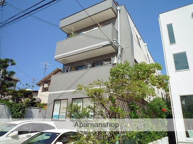 兵庫県芦屋市、芦屋駅徒歩9分の築21年 3階建の賃貸マンション