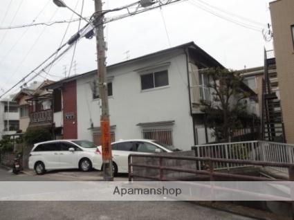 兵庫県尼崎市、塚口駅徒歩6分の築49年 2階建の賃貸アパート