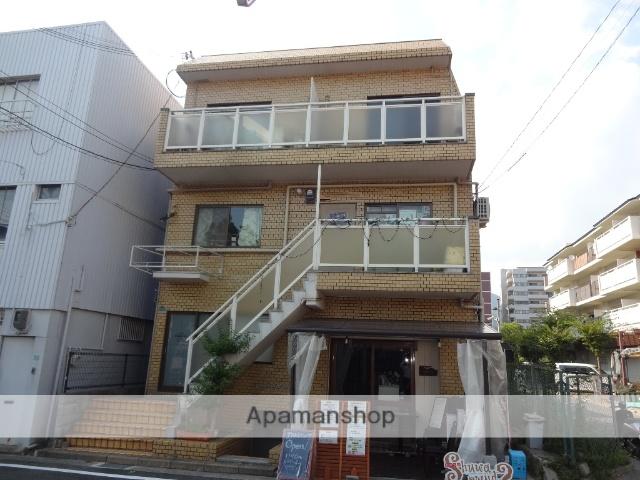 兵庫県芦屋市、芦屋駅徒歩3分の築33年 3階建の賃貸マンション