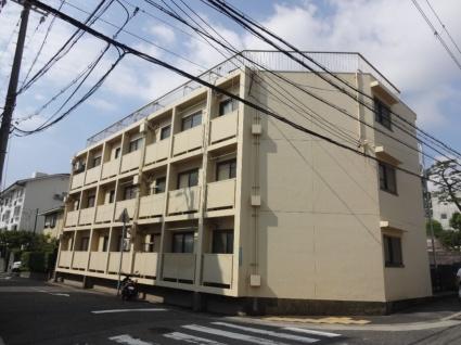 兵庫県芦屋市、芦屋駅徒歩11分の築21年 3階建の賃貸マンション