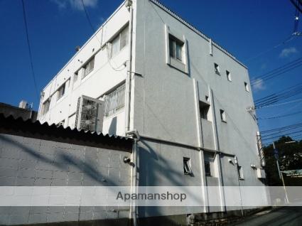 兵庫県芦屋市、芦屋駅徒歩13分の築37年 3階建の賃貸マンション