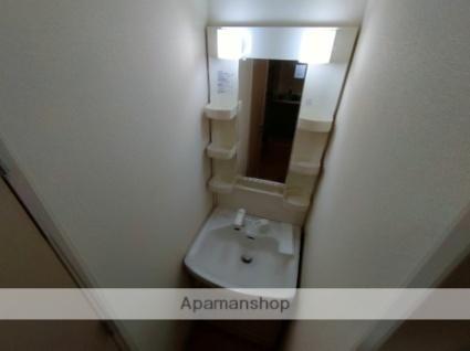 フルール[1K/25m2]の洗面所