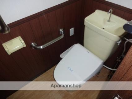 オーリッツコート甲南山手[3LDK/61.2m2]のトイレ
