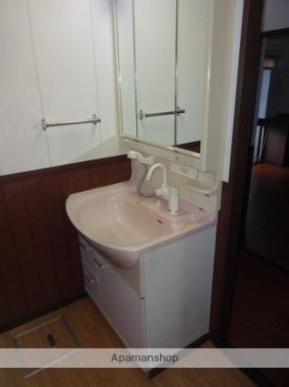 オーリッツコート甲南山手[3LDK/61.2m2]の洗面所