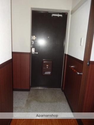 オーリッツコート甲南山手[3LDK/61.2m2]の玄関