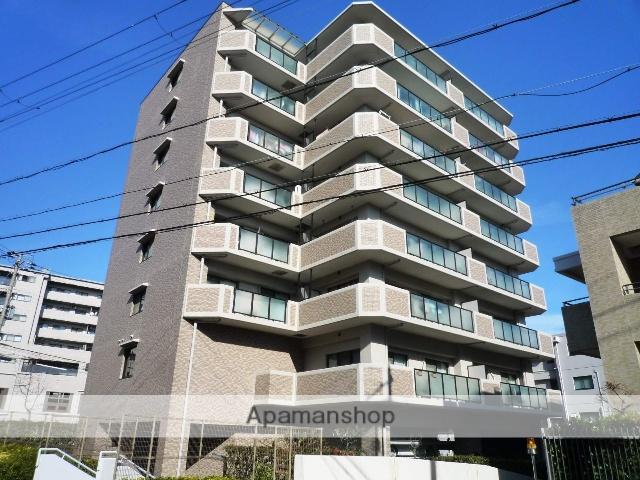 兵庫県芦屋市、芦屋駅徒歩4分の築19年 8階建の賃貸マンション