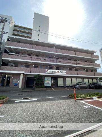 兵庫県西宮市、西宮駅徒歩13分の築19年 4階建の賃貸マンション