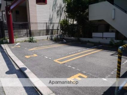 兵庫県神戸市東灘区森北町4丁目[2LDK/57.75m2]の駐車場