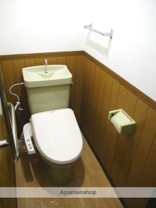 兵庫県神戸市東灘区森北町4丁目[2LDK/57.75m2]のトイレ