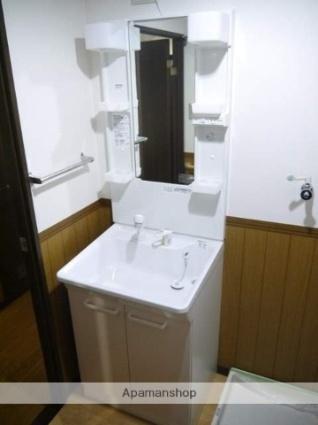 兵庫県神戸市東灘区森北町4丁目[2LDK/57.75m2]の洗面所