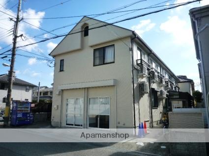 兵庫県芦屋市、芦屋駅徒歩15分の築16年 2階建の賃貸アパート