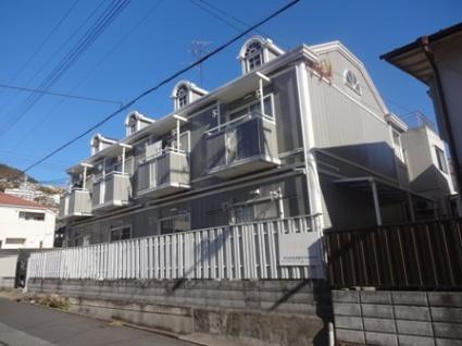 兵庫県神戸市東灘区、摂津本山駅徒歩7分の築27年 2階建の賃貸アパート