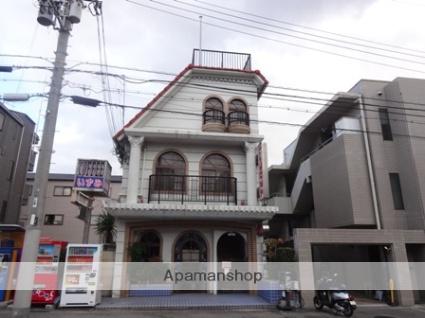 兵庫県神戸市東灘区、甲南山手駅徒歩15分の築32年 3階建の賃貸マンション