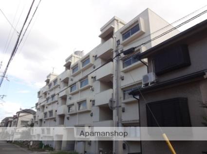 兵庫県神戸市東灘区、住吉駅徒歩13分の築45年 4階建の賃貸マンション