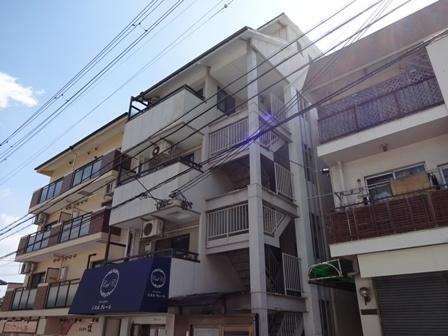 兵庫県神戸市東灘区、魚崎駅徒歩1分の築19年 4階建の賃貸マンション