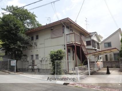兵庫県神戸市東灘区、住吉駅徒歩13分の築40年 2階建の賃貸アパート
