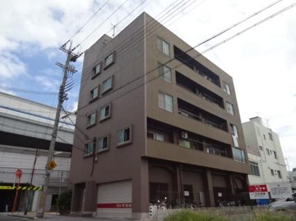 兵庫県神戸市東灘区、魚崎駅徒歩3分の築33年 5階建の賃貸マンション