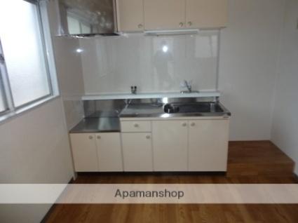 メゾンミヤマエ[2DK/44.46m2]のキッチン
