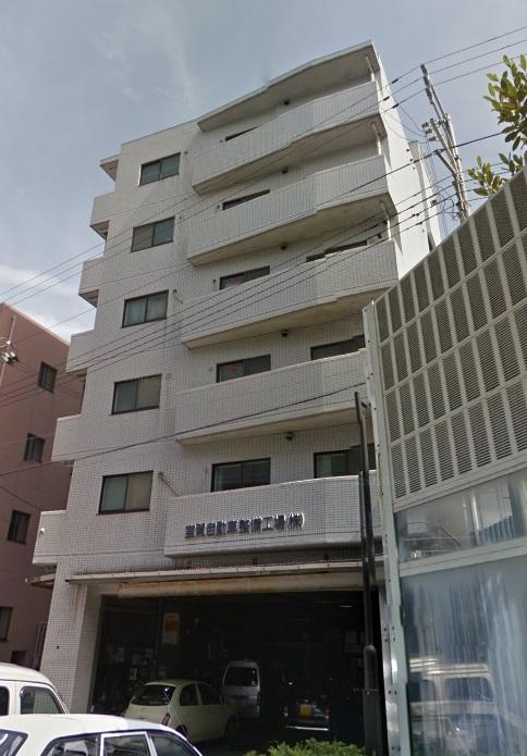 兵庫県神戸市東灘区、住吉駅徒歩9分の築26年 6階建の賃貸マンション