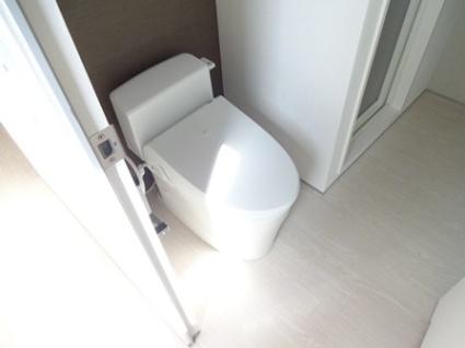 兵庫県神戸市東灘区深江北町4丁目[1R/25.12m2]のトイレ