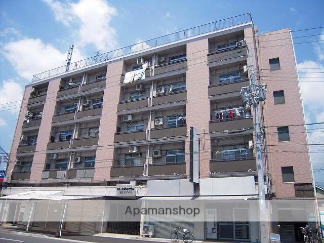 兵庫県神戸市東灘区、住吉駅徒歩12分の築44年 5階建の賃貸マンション