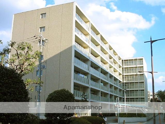 兵庫県西宮市、甲子園駅徒歩5分の築47年 7階建の賃貸マンション