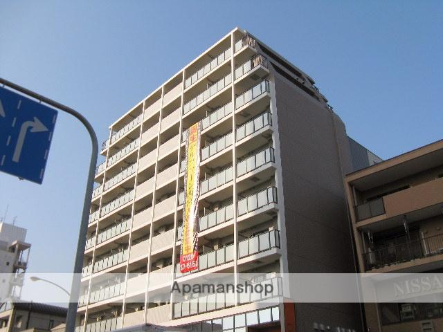 兵庫県西宮市、西宮駅徒歩12分の築7年 10階建の賃貸マンション