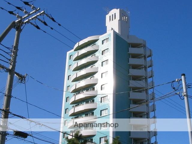 兵庫県西宮市、甲子園口駅徒歩13分の築24年 14階建の賃貸マンション