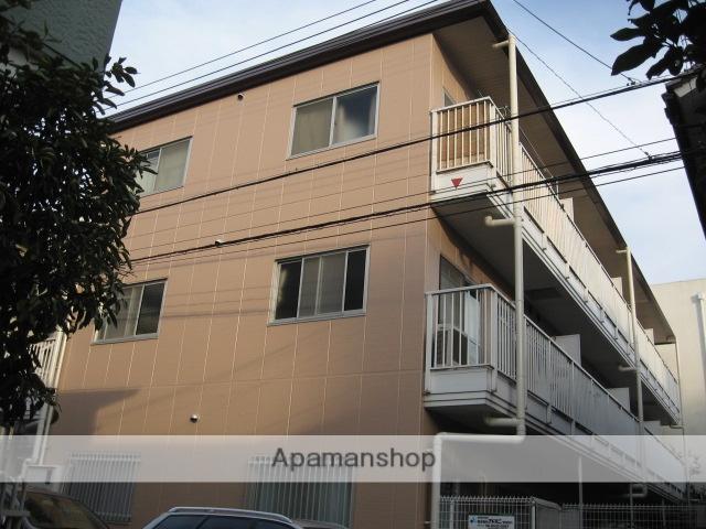 兵庫県西宮市、さくら夙川駅徒歩20分の築27年 3階建の賃貸マンション