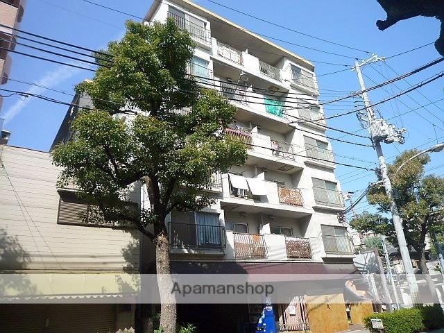兵庫県西宮市、西宮駅徒歩10分の築39年 7階建の賃貸マンション