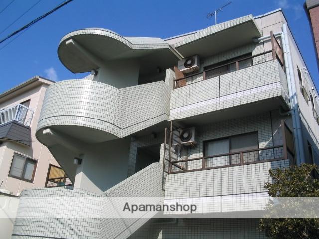 兵庫県西宮市、西宮駅徒歩8分の築26年 3階建の賃貸マンション