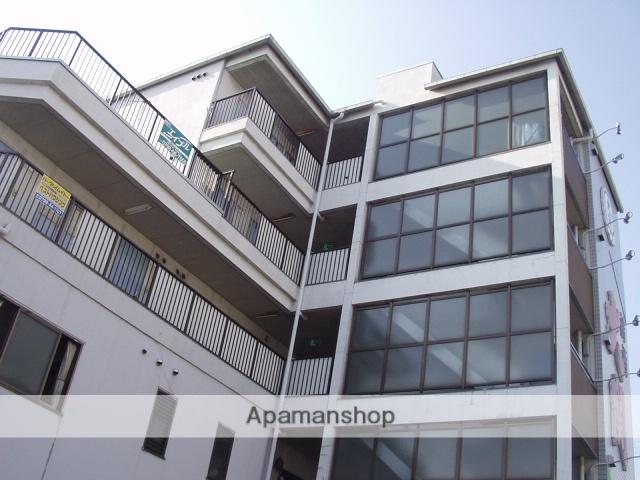 兵庫県西宮市、甲子園駅徒歩13分の築27年 5階建の賃貸マンション