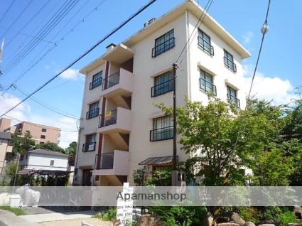 兵庫県西宮市、さくら夙川駅徒歩8分の築46年 4階建の賃貸マンション