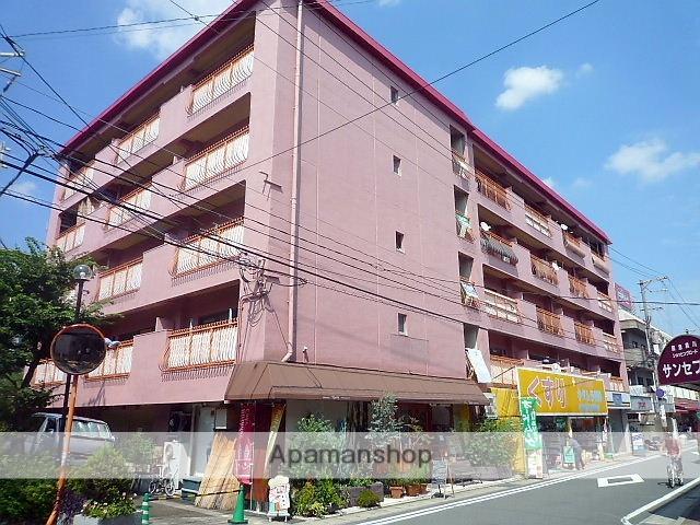 兵庫県西宮市、さくら夙川駅徒歩7分の築44年 5階建の賃貸マンション