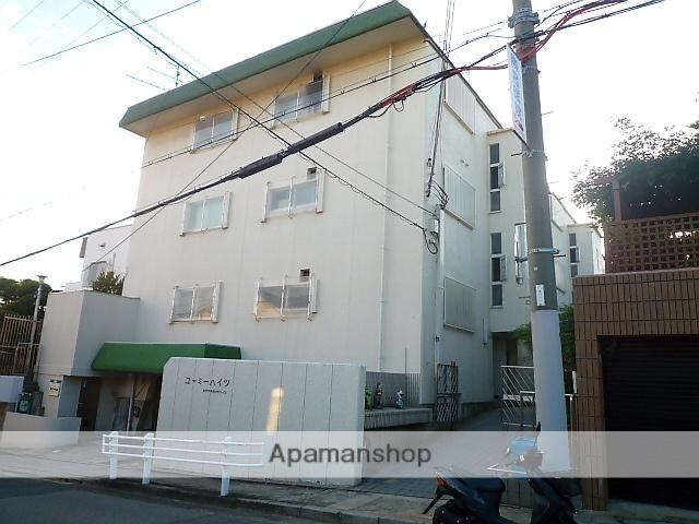 兵庫県西宮市、さくら夙川駅徒歩17分の築43年 3階建の賃貸マンション