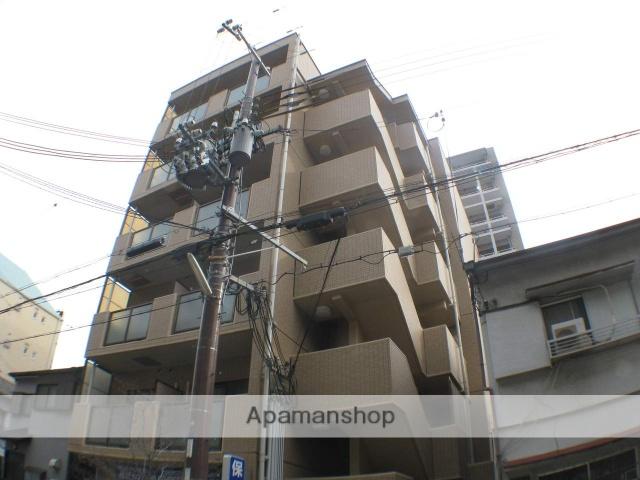 兵庫県西宮市、西宮駅徒歩13分の築18年 6階建の賃貸マンション