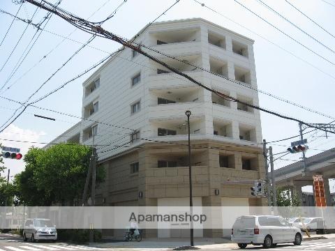 兵庫県西宮市、西宮駅徒歩7分の築8年 6階建の賃貸マンション
