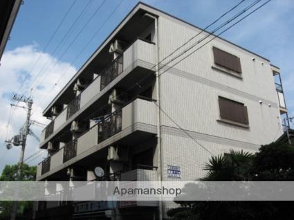 兵庫県西宮市、今津駅徒歩10分の築28年 4階建の賃貸マンション