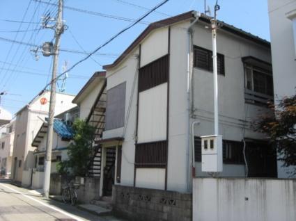 兵庫県西宮市、甲子園口駅徒歩8分の築54年 2階建の賃貸アパート